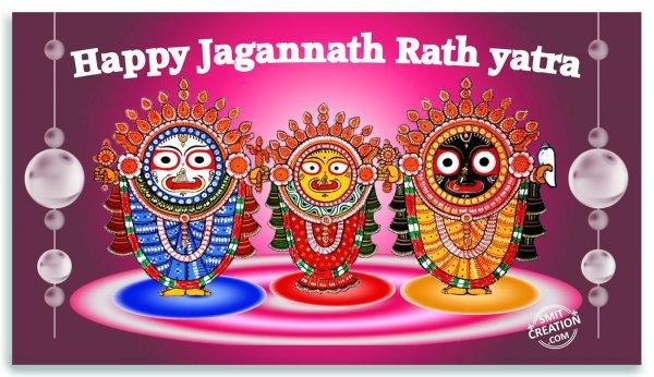 Happy Jagannath Yatra