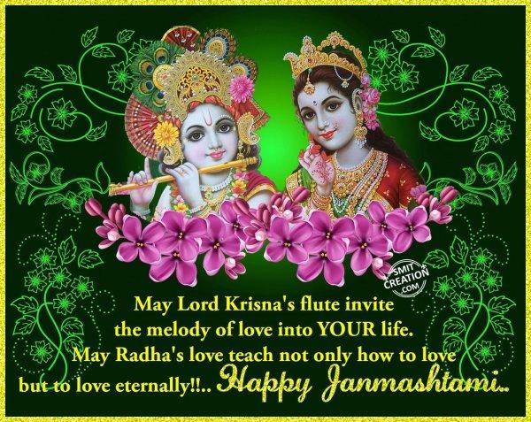 Happy Janmashtmi..