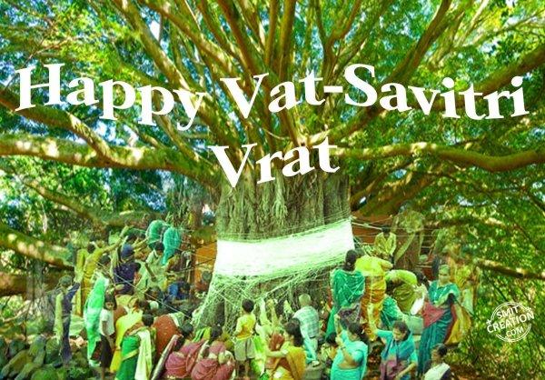 Happy Vat Savitri Vrat