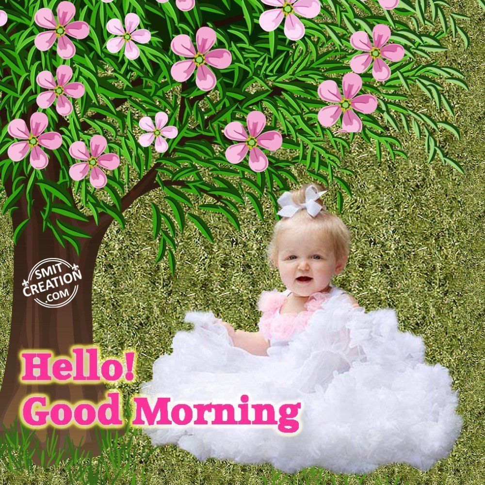 Good Morning Baby Pictures And Graphics Smitcreationcom Page 7