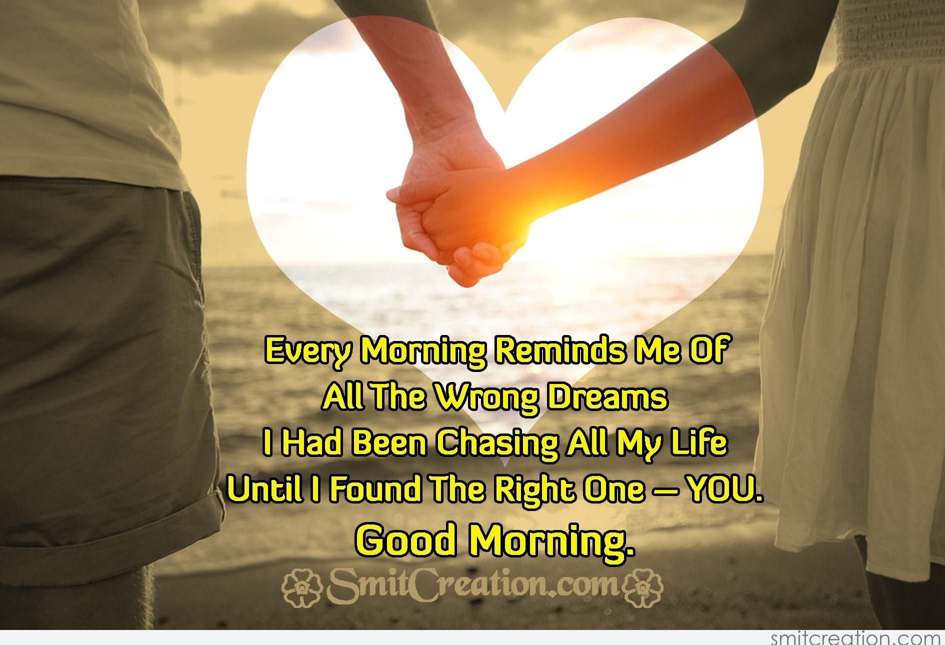 Kubek Good Morning Love Of My Life : Good morning smitcreation
