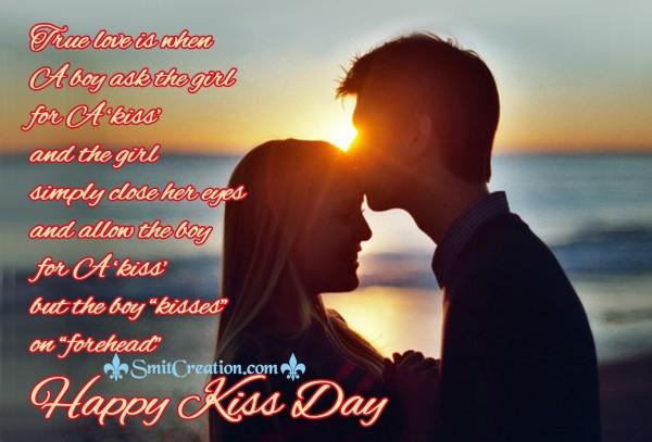 Happy Kiss Day