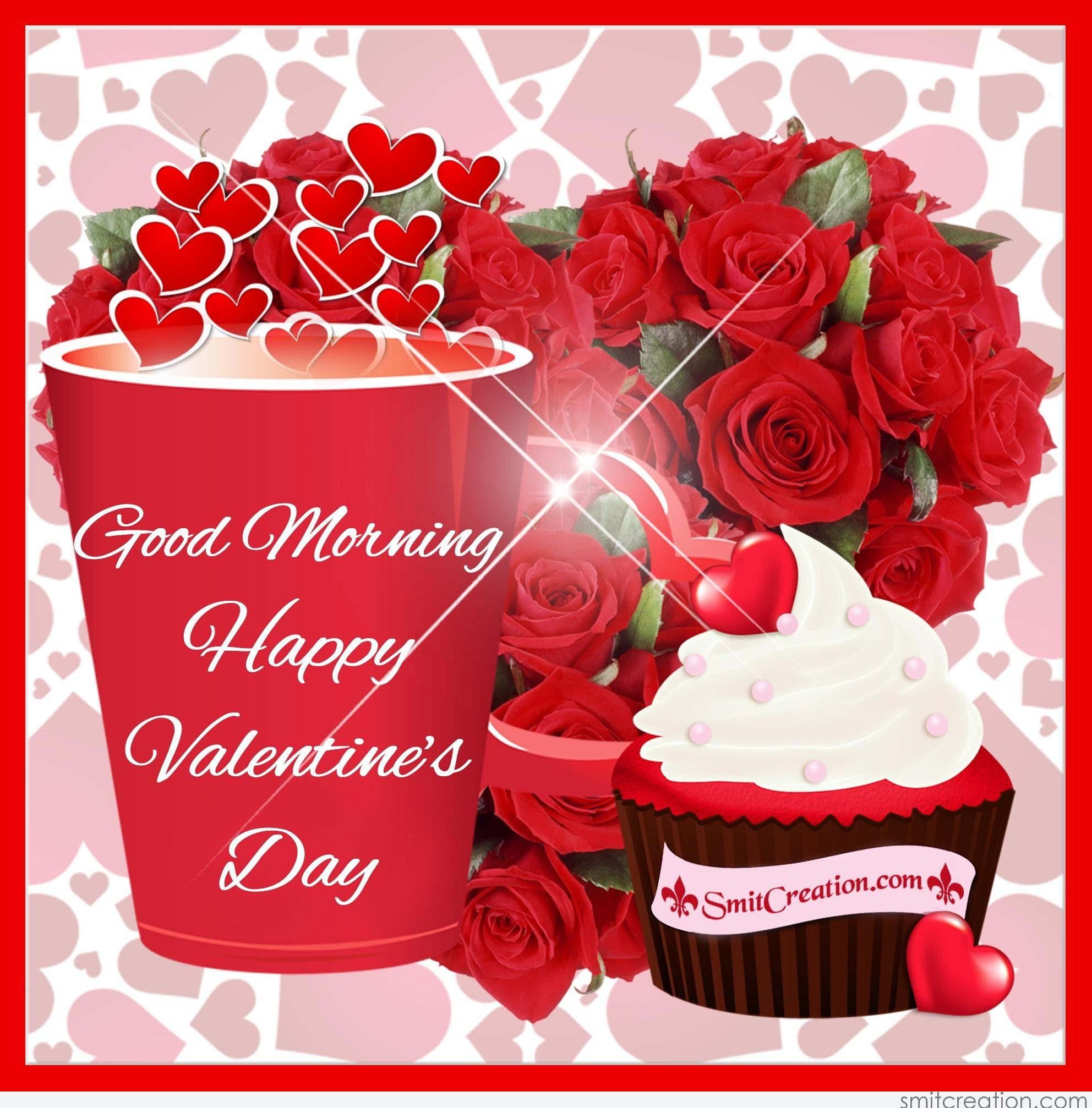Good Morning My Love Happy Valentines Day : Good morning love pictures and graphics smitcreation