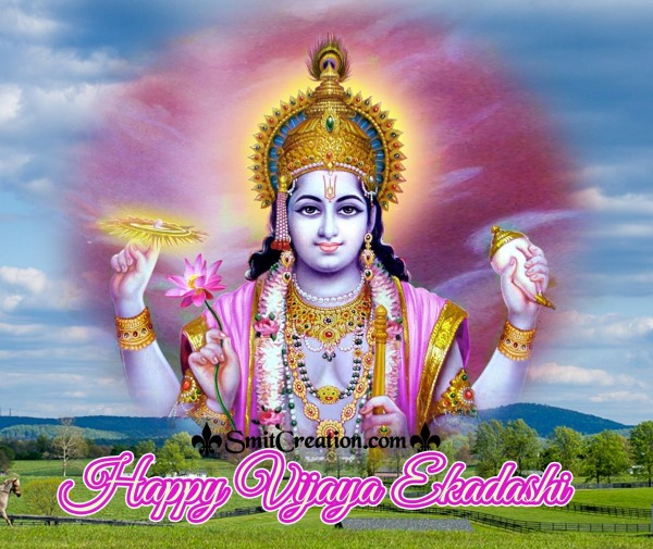 Happy Vijaya Ekadashi
