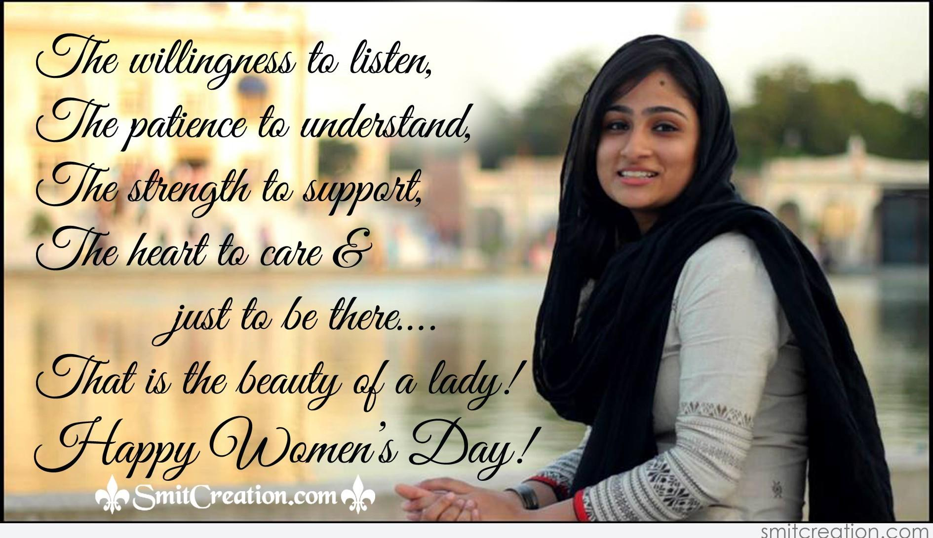 Happy Womens Day Smitcreationcom