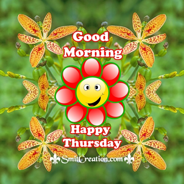Good Morning Thursday