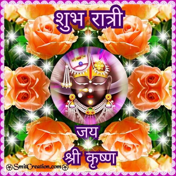Shubh Ratri Jai Shree Krishna