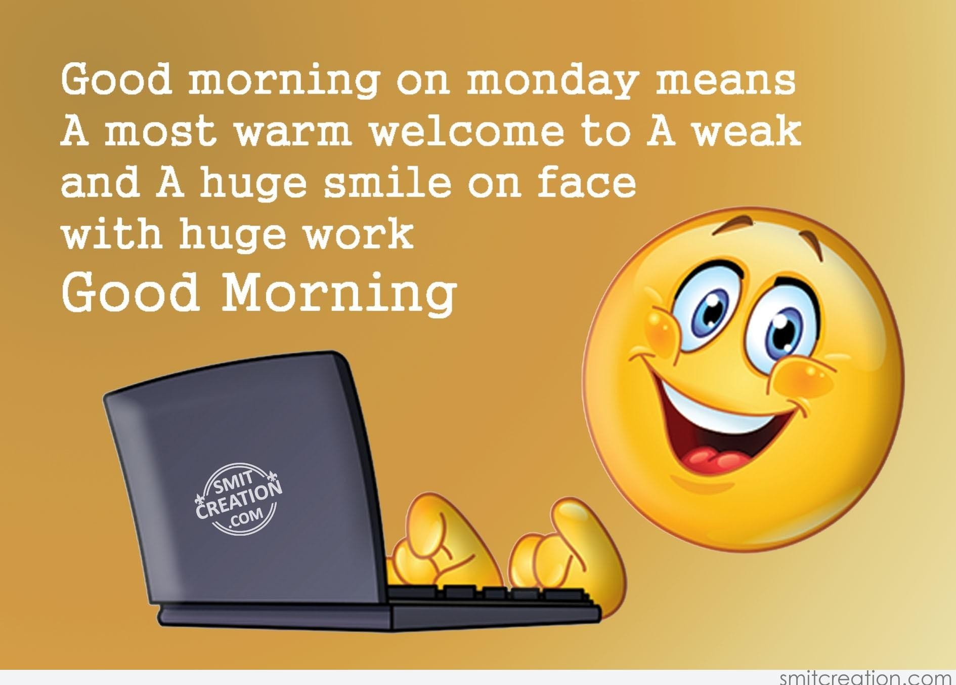 Monday pictures and graphics page 2 - Good morning monday images ...