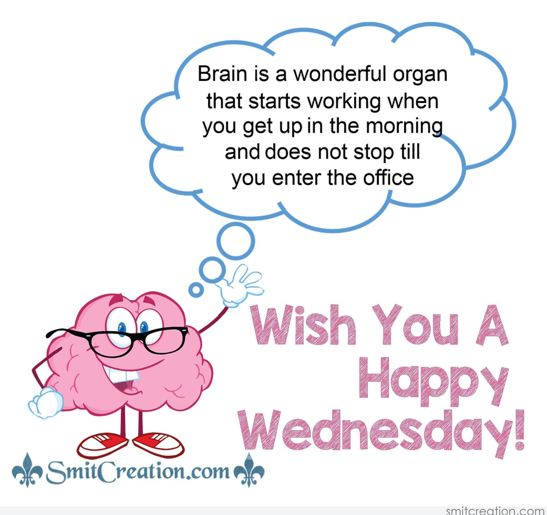 Inspirational Day Quotes: Wish You A Happy Wednesday!