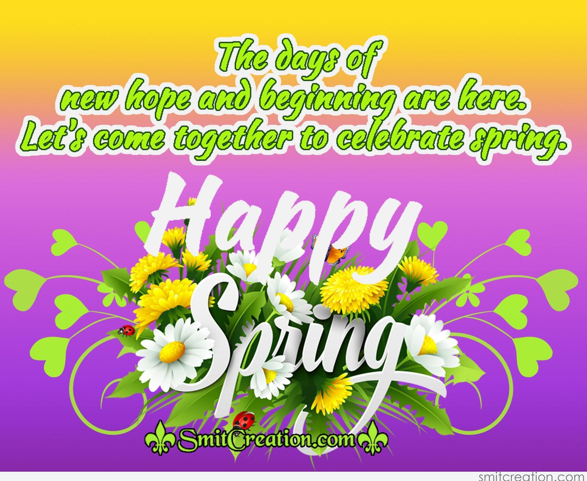 Spring Pictures and Graphics - SmitCreation.com - Page 3