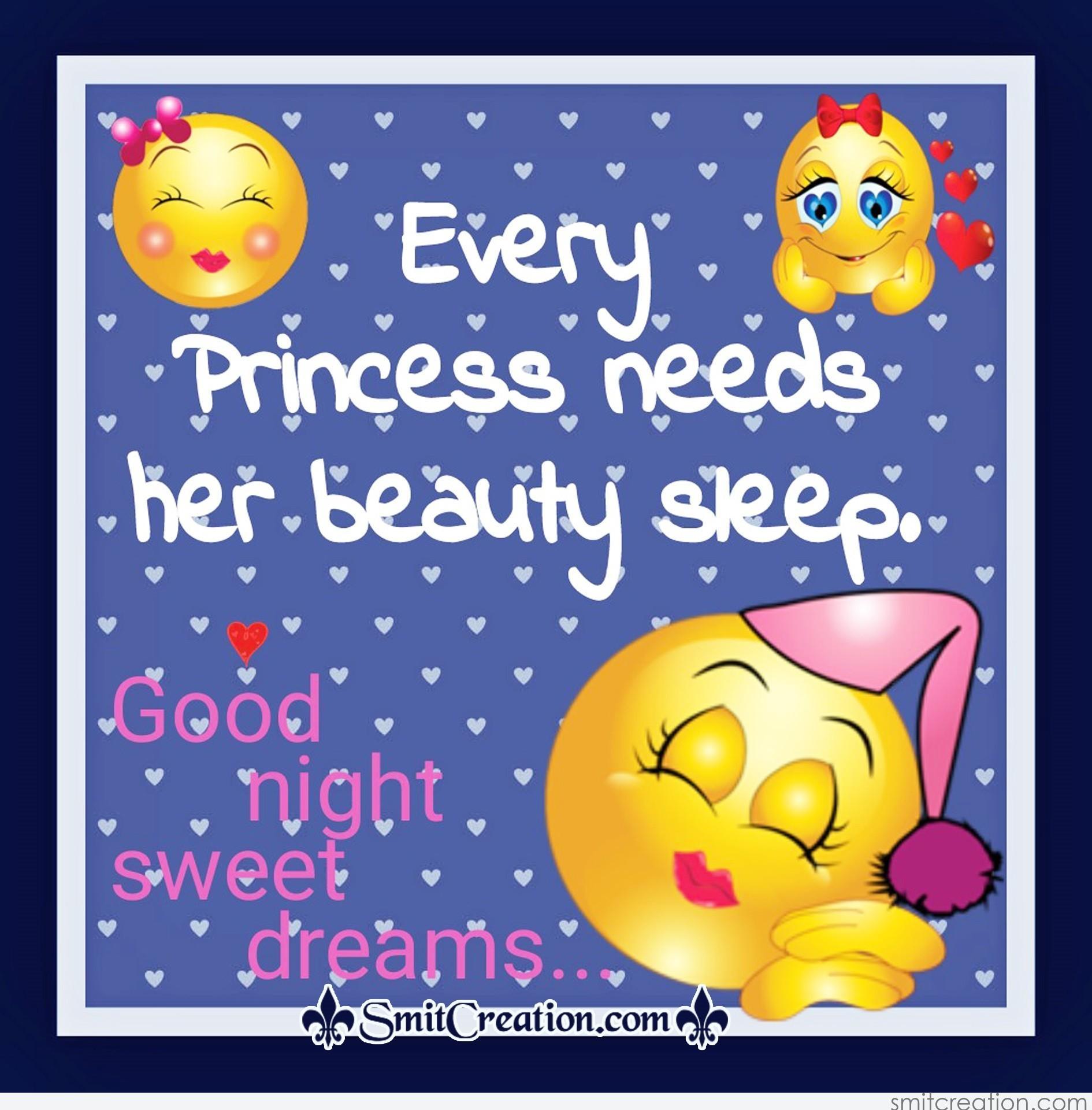 Good Night Sweet Dreams 🙂