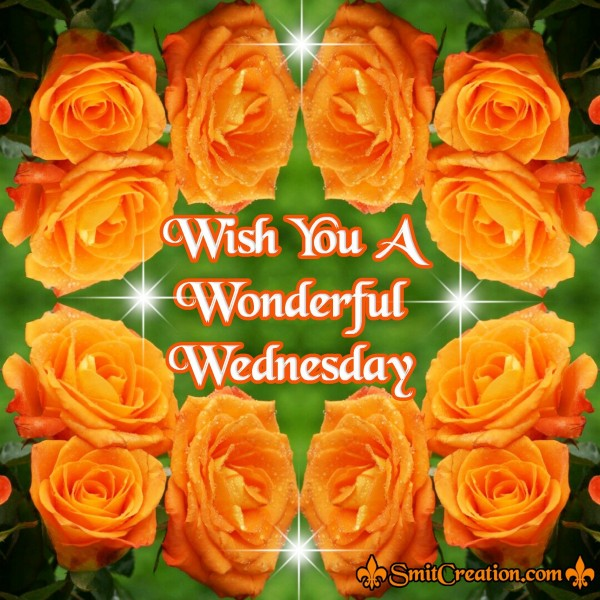 Wish You A Wonderful Wednesday