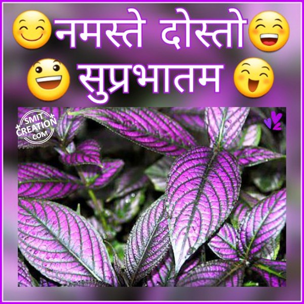 Shubh Prabhat Dosto Ke Liye Images (शुभ प्रभात दोस्तों के लिए इमेजेस )