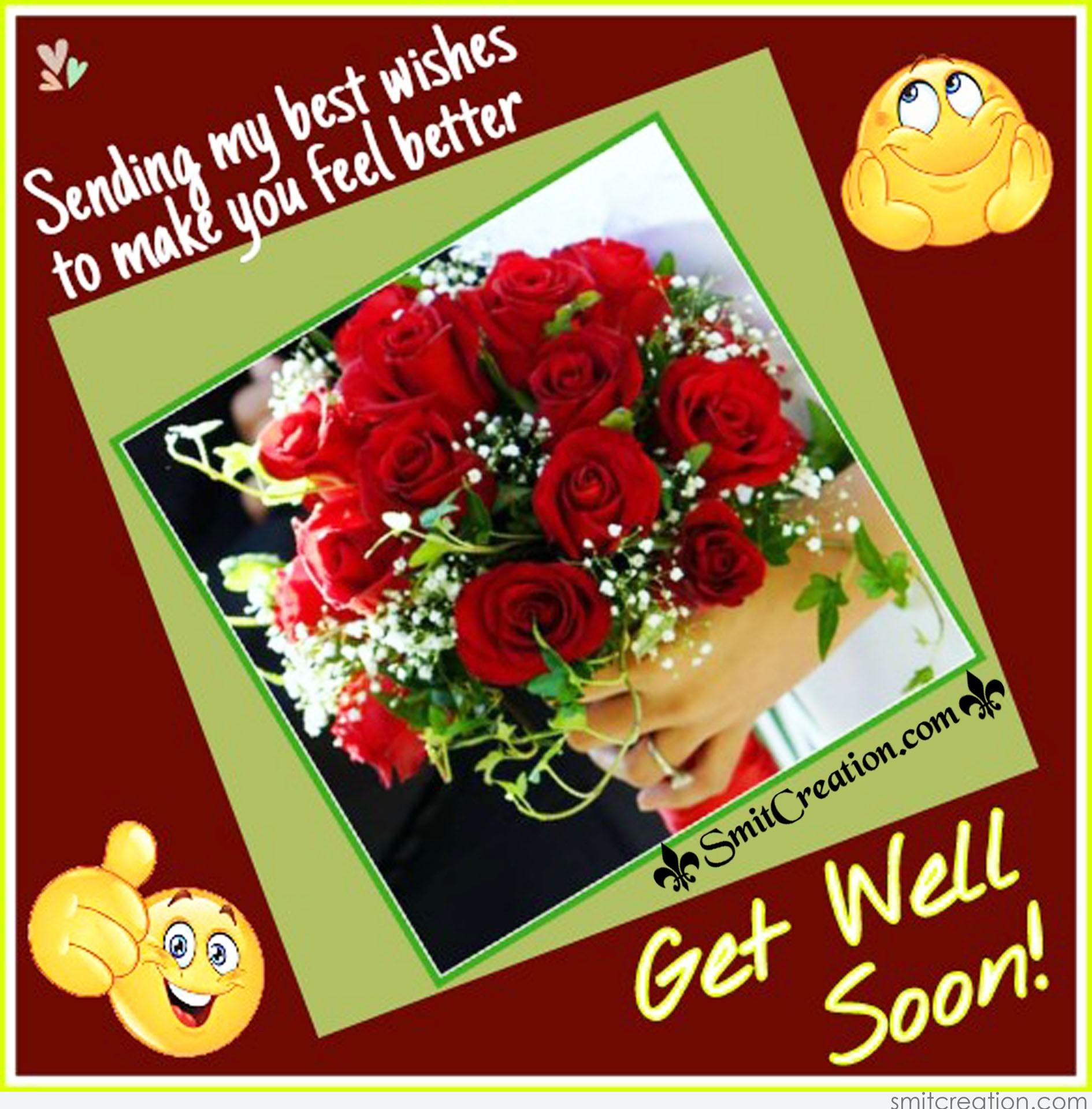 Get Well Soon Pictures And Graphics Smitcreation