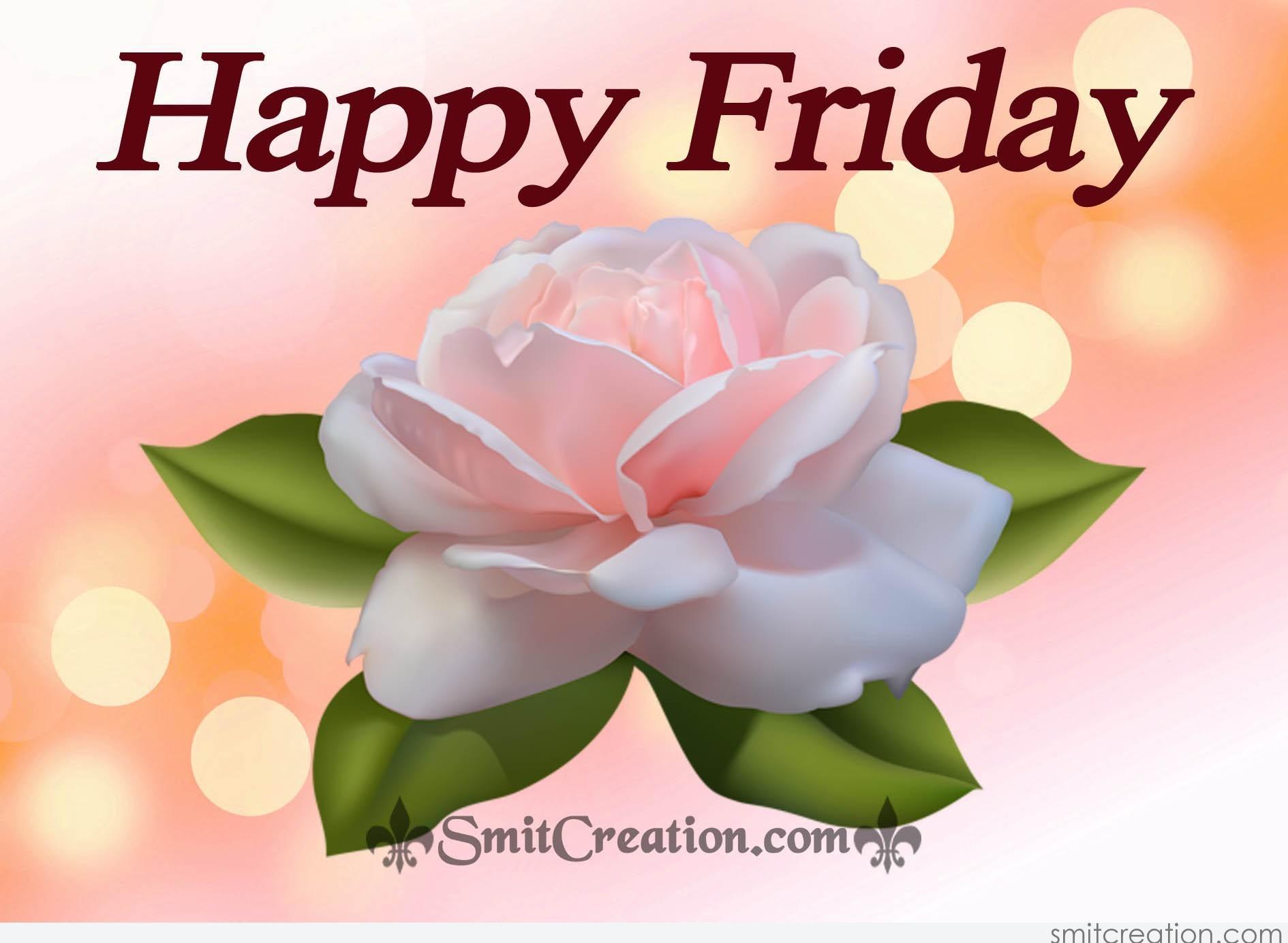Happy Friday Smitcreation