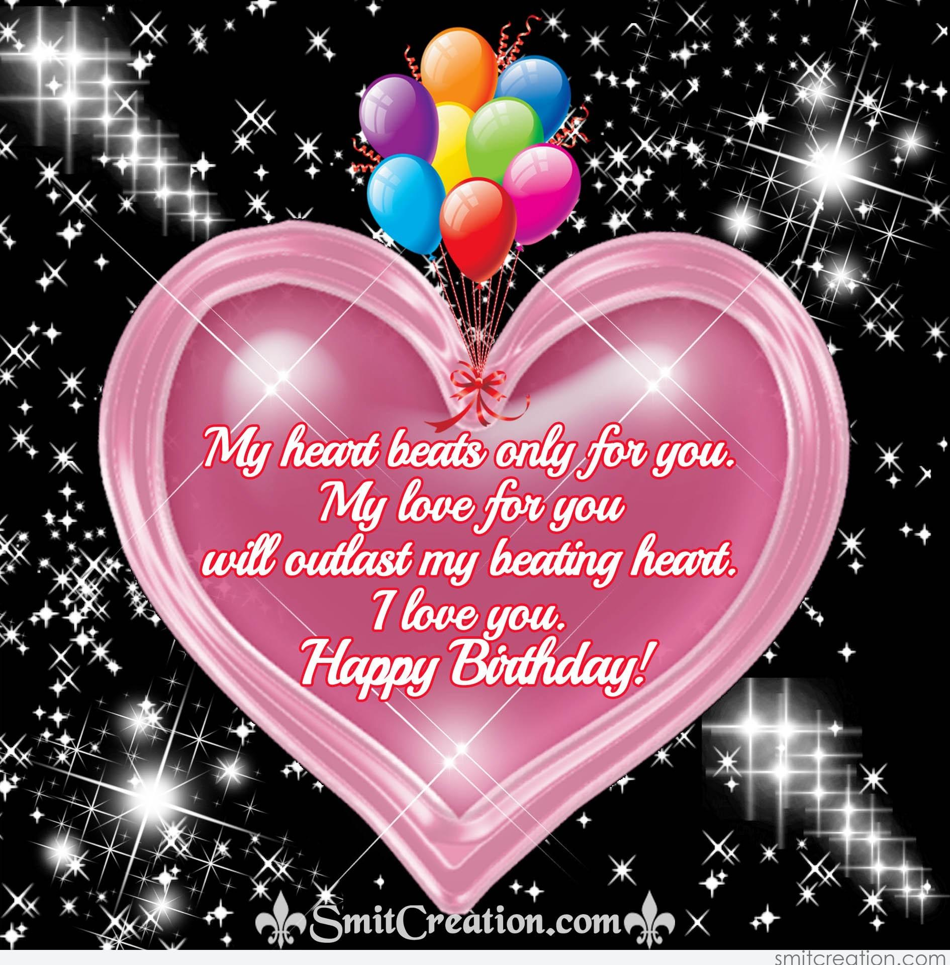 Birthday Wishes for Boyfriend Pictures and Graphics ...