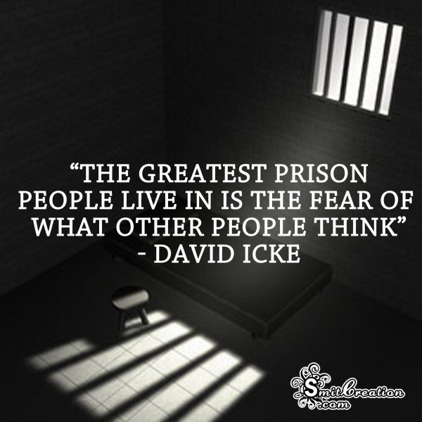 THE GREATEST PRISON