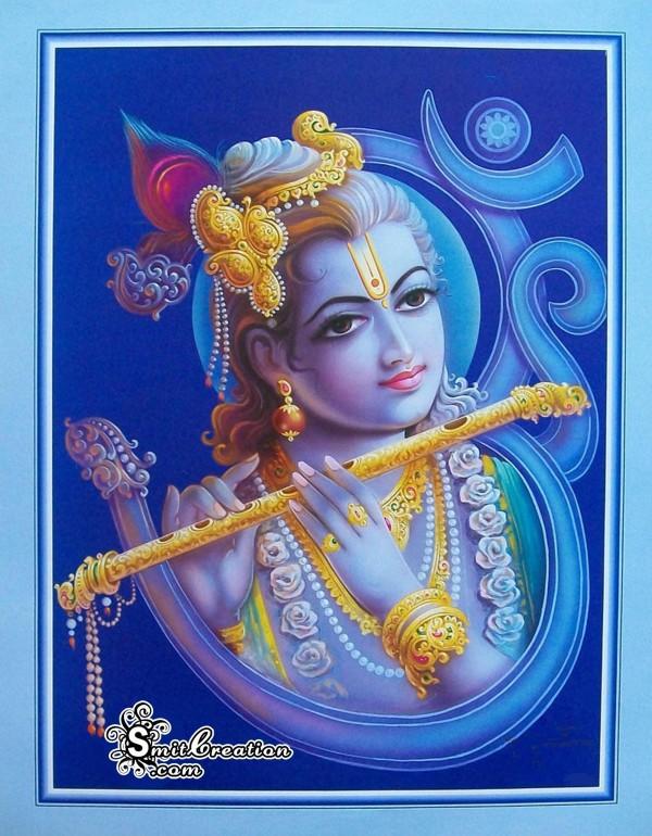 OM-Shri Krishna