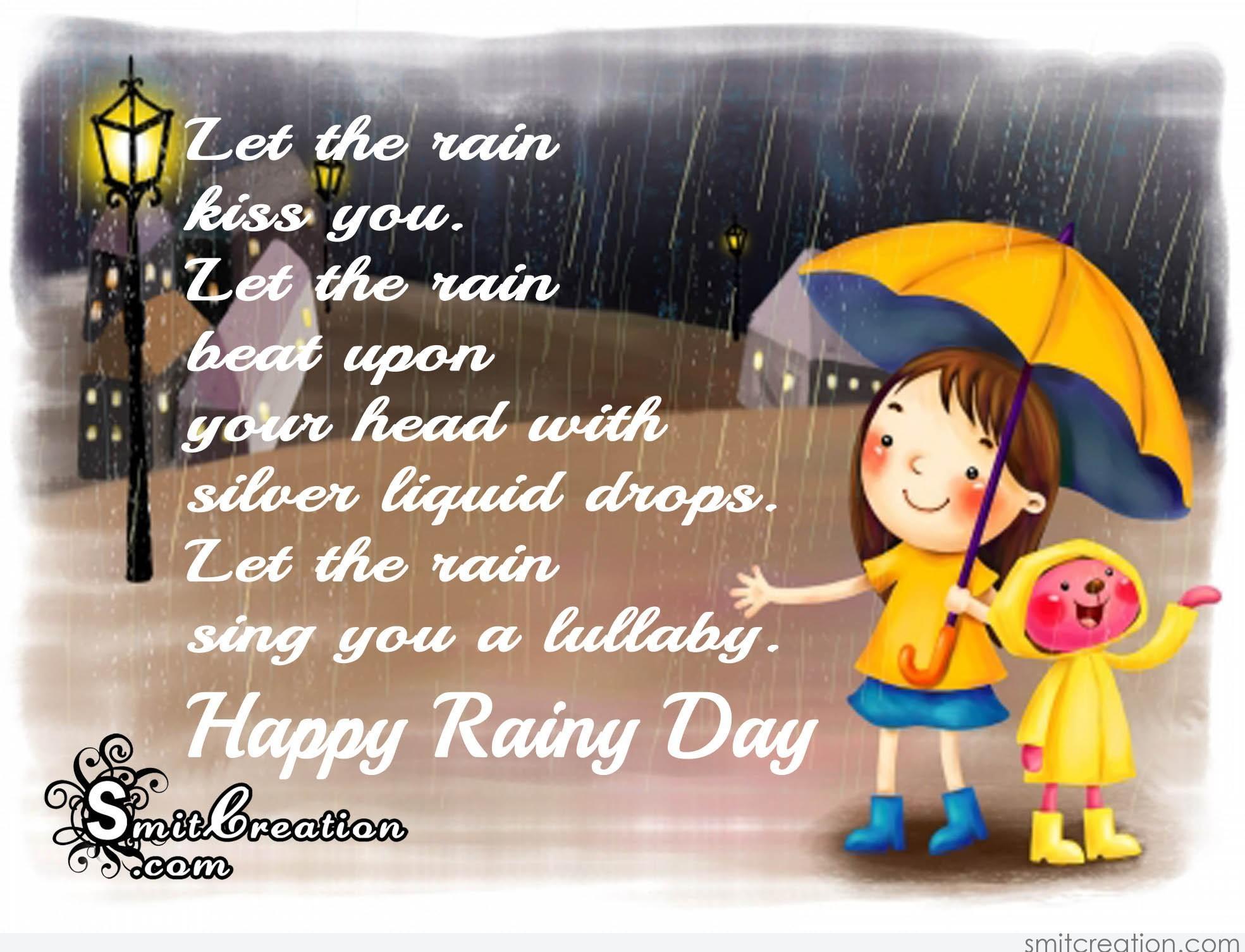 Good Morning Rainy Images: Good Morning Images For Rainy Day