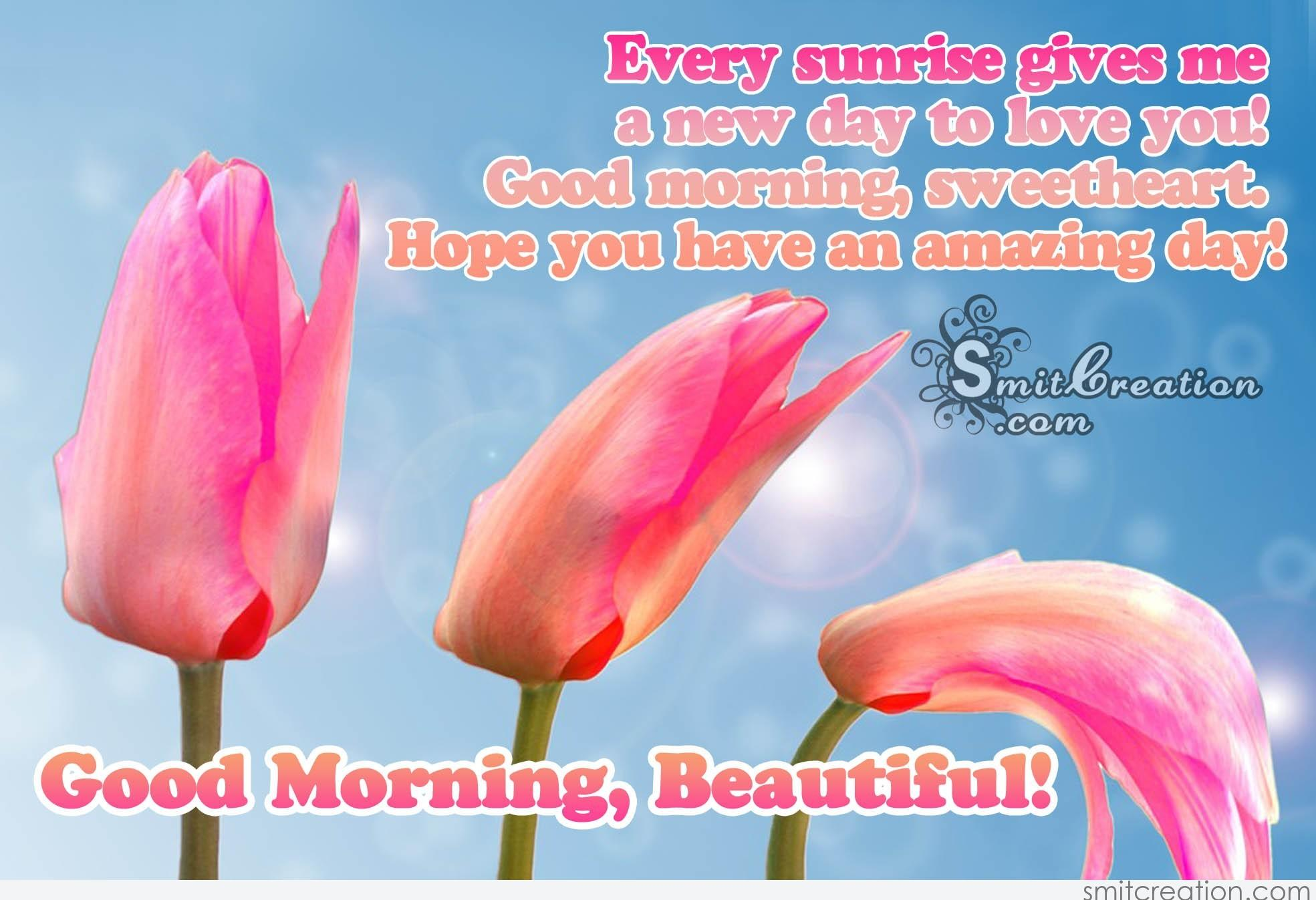 Good Morning Sweetheart: Good Morning Love Pictures And Graphics