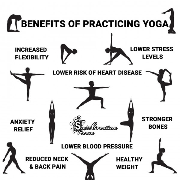 BENEFITS OF PRACTICING YOGA