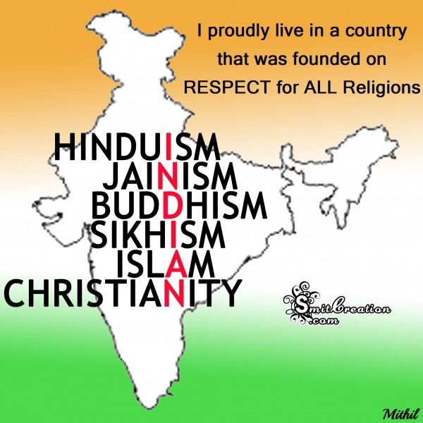 RESPECT for ALL RELIGIONS