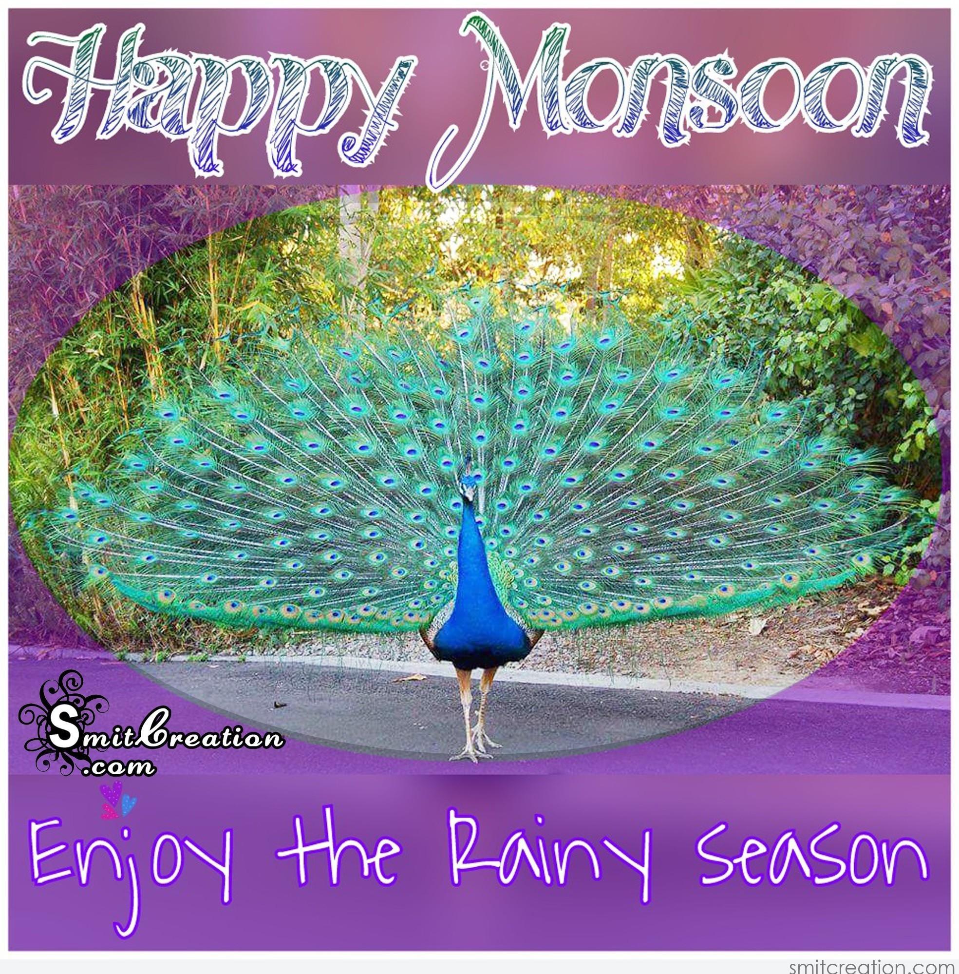 Happy Monsoon Enjoy The Rainy Season Smitcreationcom