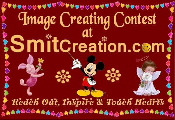 Image Creating Contest at smitcreation.com fb page