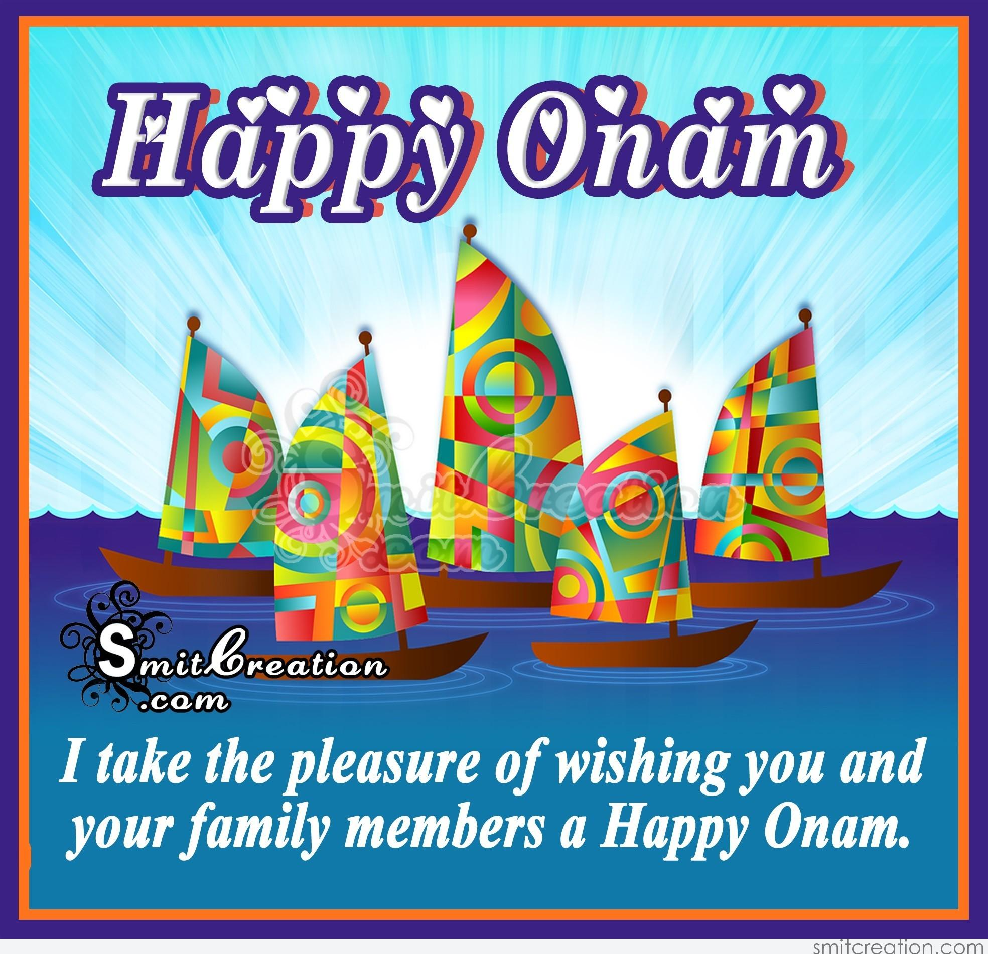 Happy Onam Wishes Smitcreation