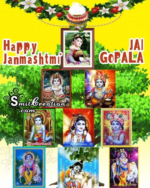 Happy Janmashtmi – Jai Gopala