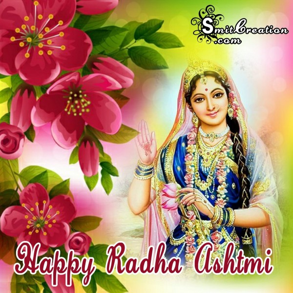 Happy Radha Ashtmi
