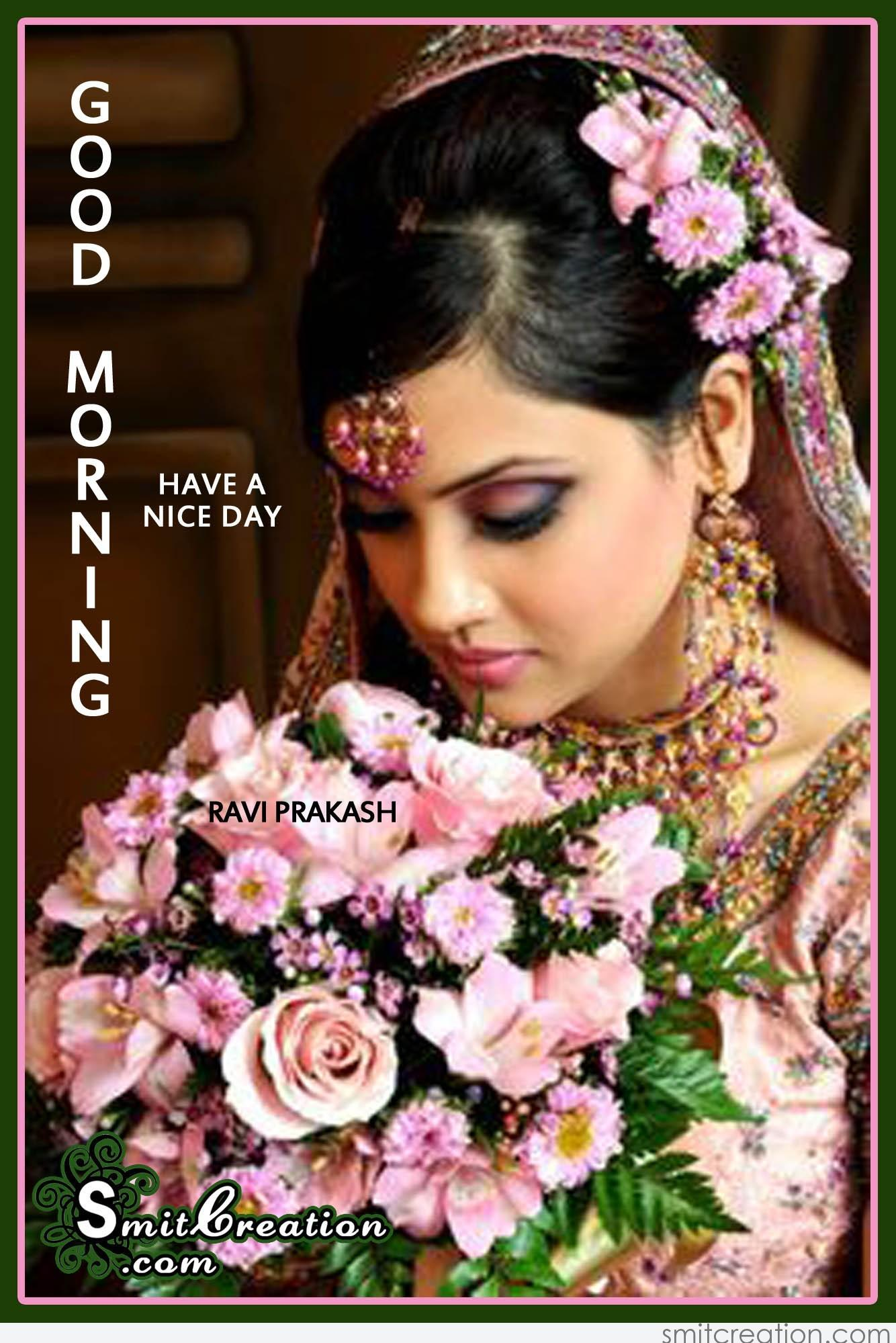 Good Morning Flowers Pictures and Graphics - SmitCreation