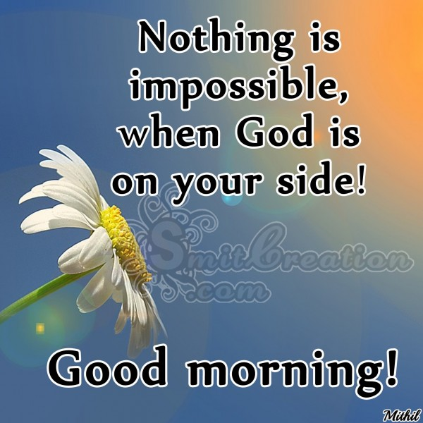 Good Morning God Quotes