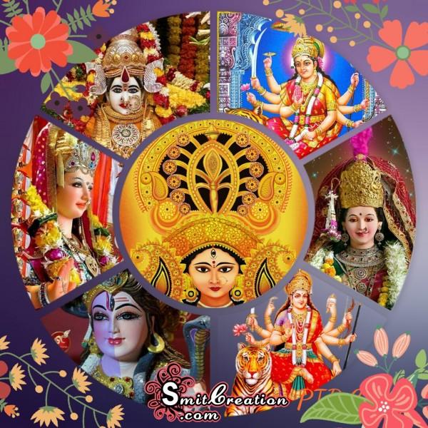 Devi Durga Maa Collage