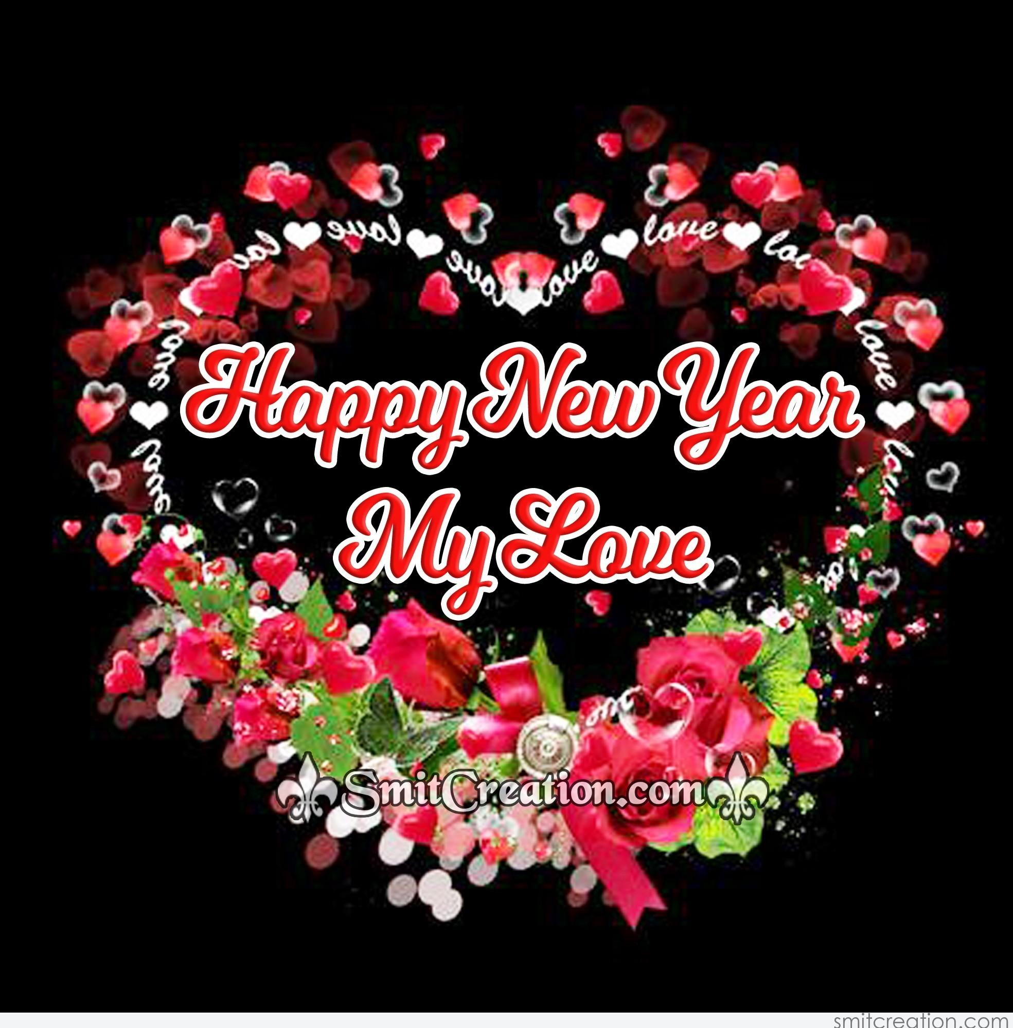 Happy New Year My Love 15