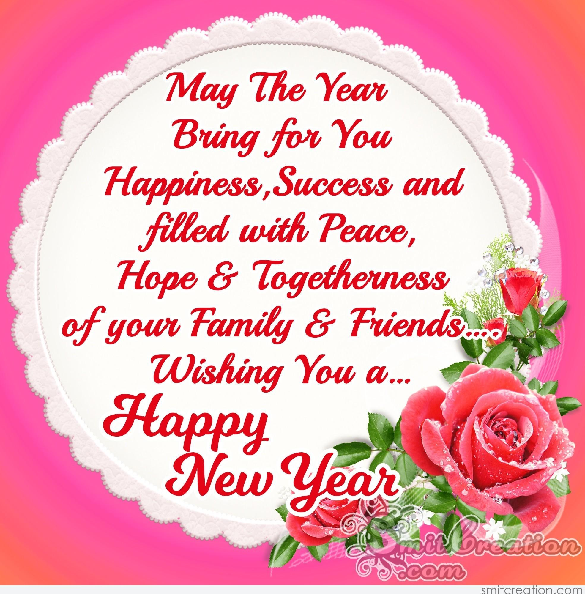 Happy New Year To You And Your Family 41