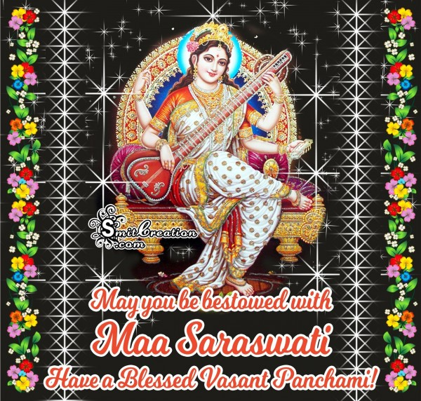 Have a Blessed Vasant Panchami