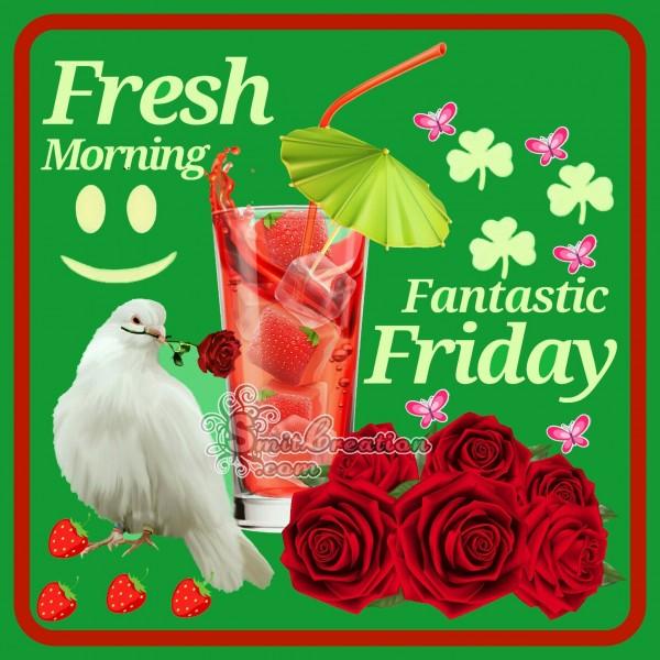 Fresh Morning – Fantastic Friday