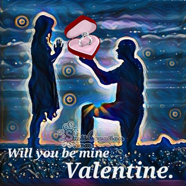 Will You Be Mine – Happy Propose Day