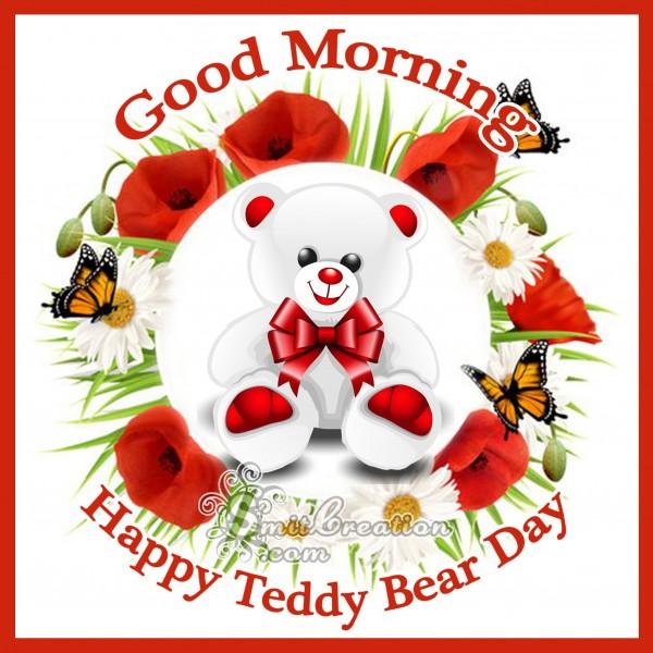 Good Morning – HappyTeddyBearday