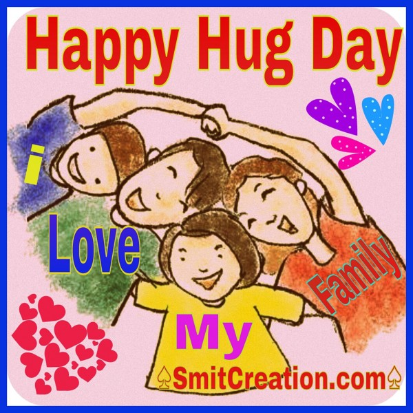 Happy Hug Day To All