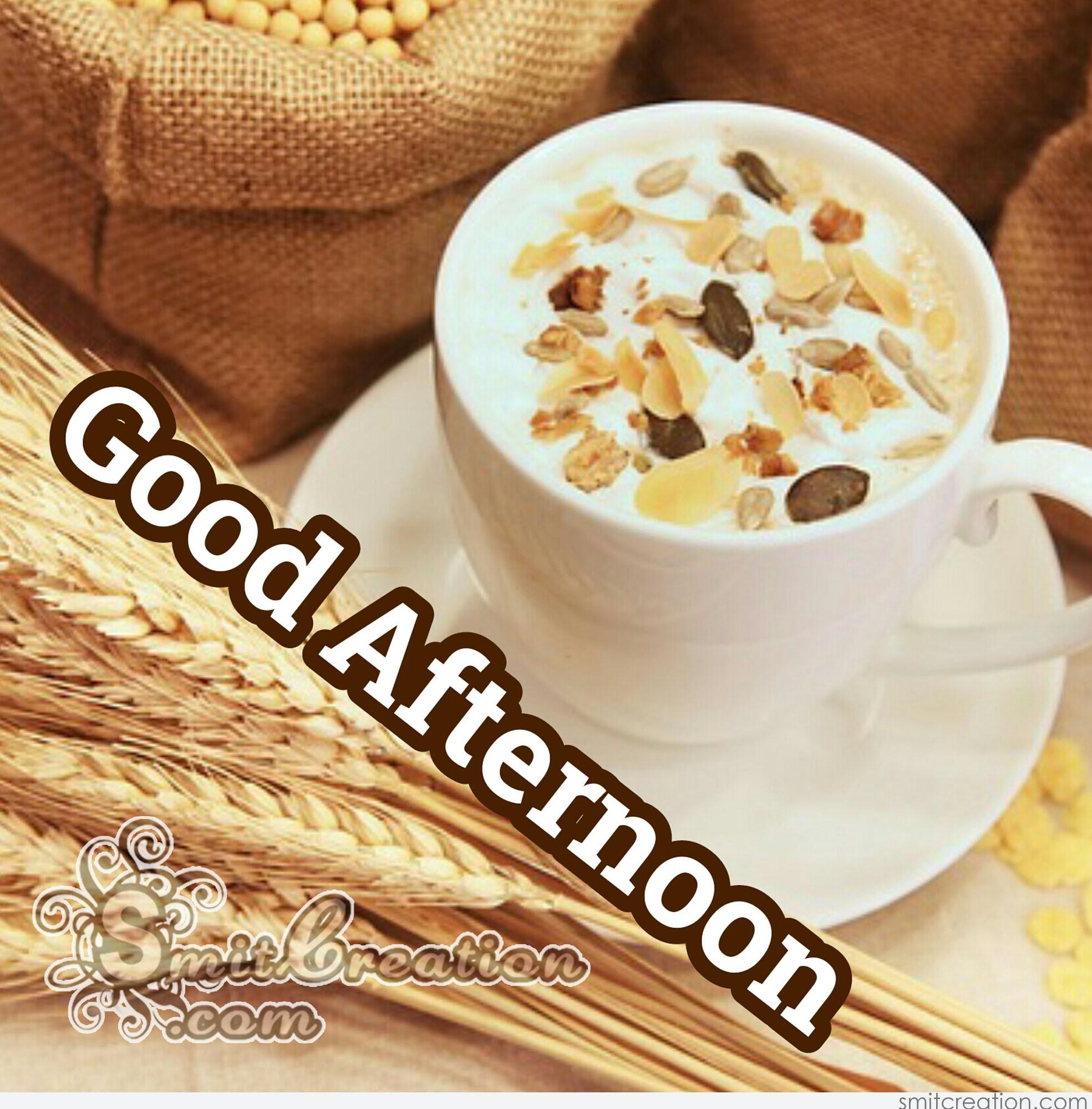 Good Afternoon Snacks Pictures And Graphics Smitcreation