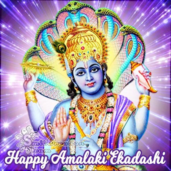 Happy Amalaki Ekadshi