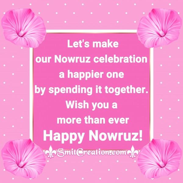 Happy Nowruz!