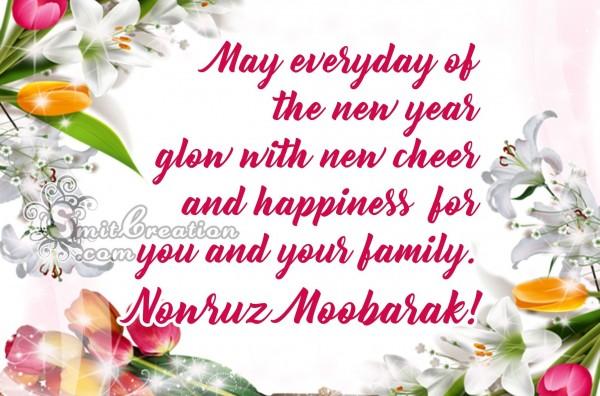 Nowruz Moobarak!