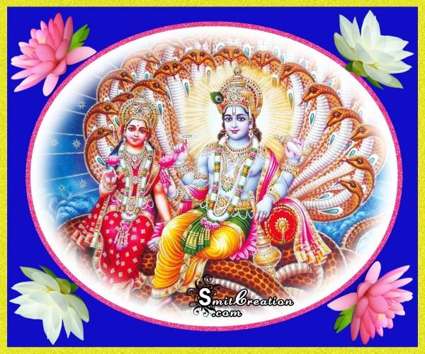 Laxmi Narayan Bhagwan Wallpaper