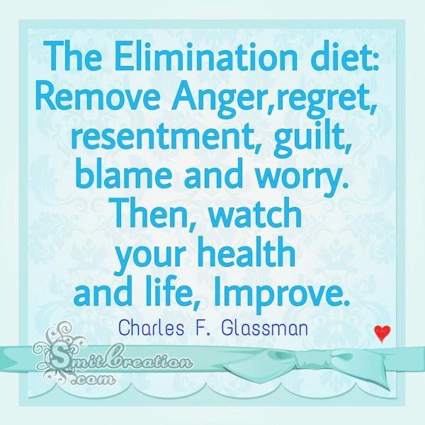Improve Your Health & Life