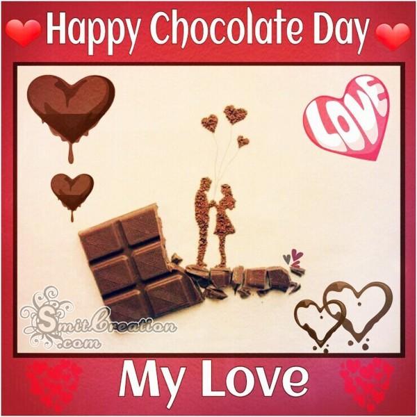 Happy Chocolate Day