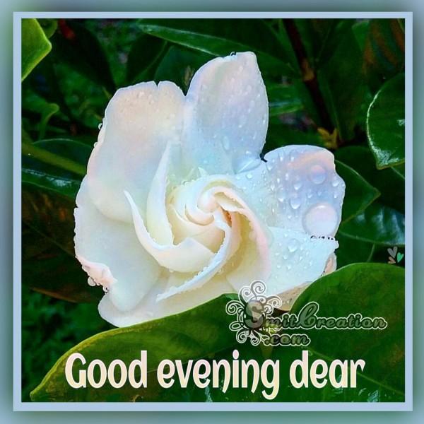 Good Evening Dear