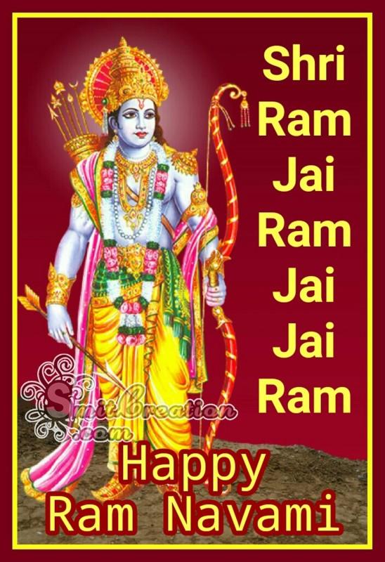 Shri Ram Jai Ram Jai Jai Ram – Happy Ram Navami